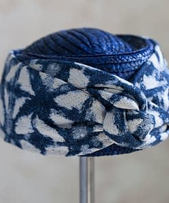 Turbante Azul