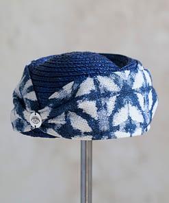 Turbante Azul