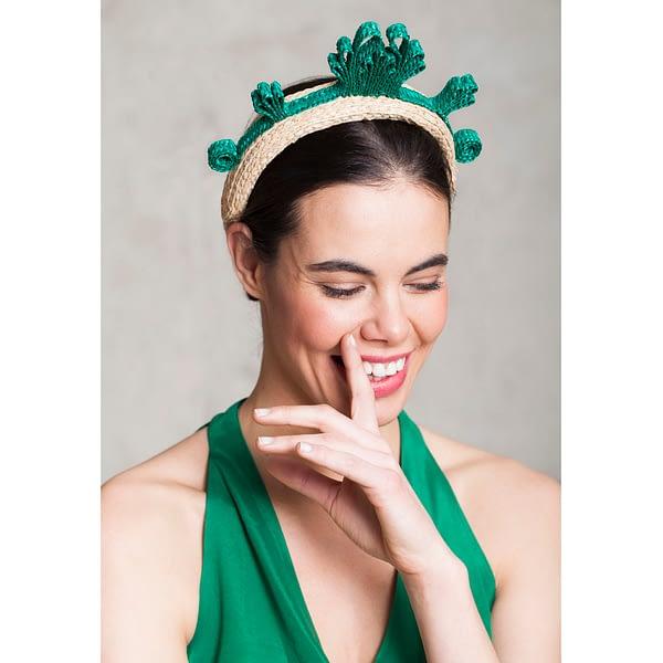 Diadema GREEN